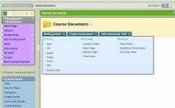 Blackboard 9: Adding Folders