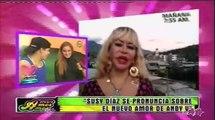 Amor Amor Amor - Susy Diaz Habla Sobre El Nuevo Amor De Andy V - 27/06/13