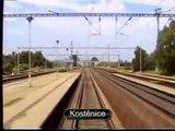 Warszawa Wschodnia - Praha hlavní nádraží (48/56)