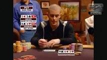 Amazing Poker Hand - Quads vs Full House - Gus Hansen vs Daniel Negreanu