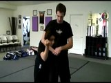Advanced Self Defense Moves for Women : Getting Out of a Head Lock for Women's Self Defense