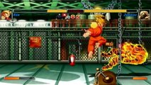 Ken Arcade Mode | Super Street Fighter 2:Turbo-HD Remix | Live Part 3
