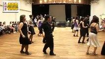 Démonstration cours de Danse Cha-Cha-Cha avec le groupe danse de salon