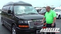 2013 GMC Handicap Accessible Explorer Conversion Van Walkthrough  | Dave Arbogast Van Depot