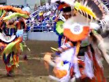 Immitation of Horse Dancers and Champion Fancy Dancers(THE REAL FANCY DANCERS BEGIN AT 2:15!)
