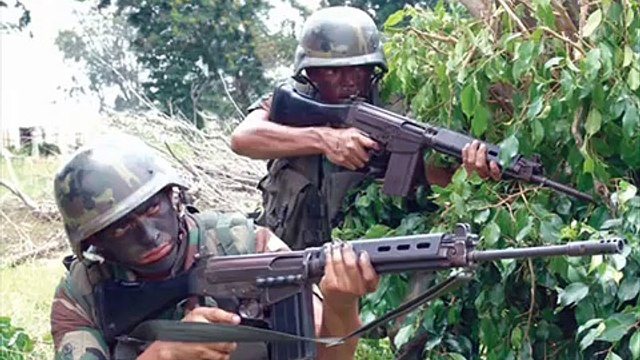Galeria de fotos de las Fuerzas Armadas Ecuatorianas