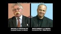 Intervista doppia Nicola Cristaldi - Riccardo La Rosa