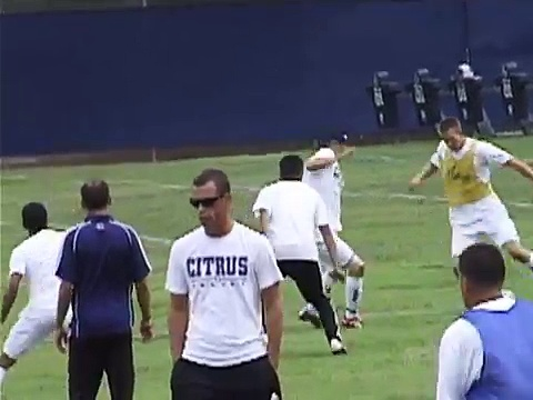 Citrus College  vs Canyons College SOCCER