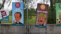 G8 gelato! World leaders as ice cream flavours ahead of Northern Ireland summit