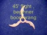 3 winged ,finger catch, bat boomerang