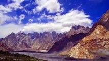 Beautiful Natural time-lapse video, Hunza Punial Valley Pakistan HD 1080p