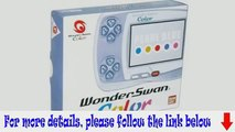 Pub, Video Games, WonderSwan Color Pearl Blue Handheld Console (Japanese Import Video Game System),