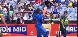 India vs australia best cricket fight  Rohit Sharma Abusing Arnoar In trii series