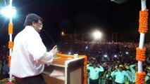 Aniruddha Bapu chanting 'Jai Jagdamb Jai Durge' at Nashik - 14th June 2015