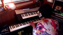 ▓▒░ Giorgio by Moroder by Daft Punk by Torley on Piano ░▒▓