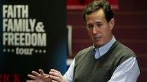 Foster Friess Endorses Rick Santorum