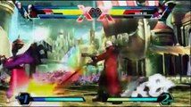 Ultimate Marvel vs Capcom 3 Arcade-Mode: Dante, Trish, Vergil (Devil May Cry Team)