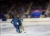 Garossino & Garossino (CAN) - 1988 Calgary, Ice Dancing, Compulsory Dance 1