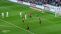 Wesley Sneijder Amazing Goal Real Madrid 1 - 1 Galatasaray (Friendly) 2015