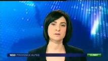 Reportage France 3 Provence Alpes JT du 26 janvier 2010: station météo de Sanary