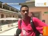 La vie des étudiants de l'Université des Antilles et de la Guyane au campus de St Claude