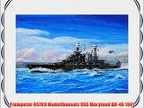 Trumpeter 05769 Modellbausatz USS Maryland BB-46 1941