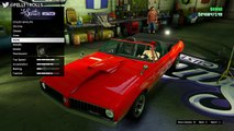 "GTA 5 ""MODDED CARS"" 1.28 (GTA MODDED VEHICLES) 5 MODDED CARS IN GTA ONLINE"