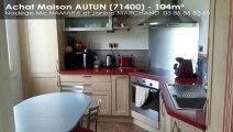 A vendre - Maison - AUTUN (71400) - 104m²