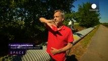 ESA Euronews: Alla ricerca delle onde gravitazionali