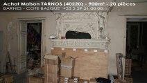 Villa TARNOS Immobilier Barnes Côte Basque