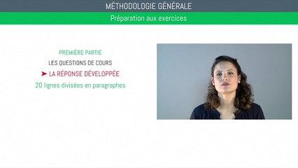 Brevet géographie - Méthodologie des épreuves