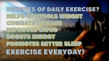 Benefits of Daily Exercise? Watch what 3,000 days in a row of Freestyle Footbag did for me!