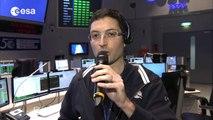 Highlights: Rosetta mission comet landing up to lander separation