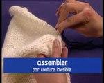 Phildar - Assembler en couture invisible