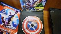 Marvel   DC Comics   Dark Horse Comics DVD Animated Collection Batman and Superman