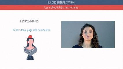 Brevet éducation civique - La décentralisation