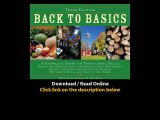 Back To Basics A Complete Guide To Traditional Skills Third Edition EBOOK (PDF) REVIEW