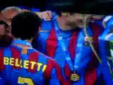 Barça campeon d europa