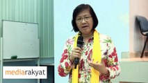 Maria Chin Abdullah: Without A Level Playing Field, Political Financing Law Will Not Work