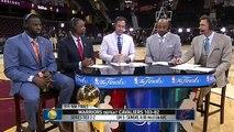 Draymond Green Interview Postgame Warriors vs Cavaliers Game 4 June 11, 2015 NBA Finals