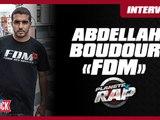 Abdellah Boudour le président de Force des mixités dans Planète Rap