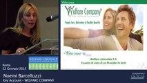 Noemi Barcelluzzi, Welfare Company - Welfare aziendale Roma 2015