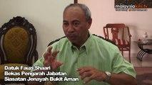 Bekas ketua CID: Polis bimbang dianggap derhaka