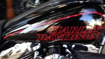 Harley Davidson Dyna Wide Glide w/Vance and Hines HS