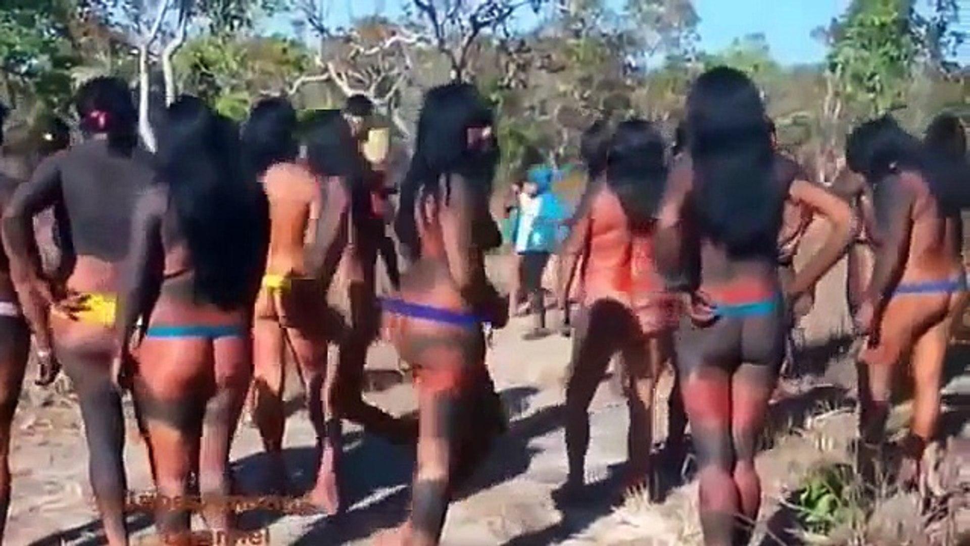 Amazon Documentary 2015 - Uncontacted Amazon Tribes - Rainforest Brazil