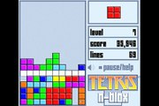 Mika highscore Tetris N-blox