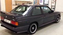 A Prized Enthusiast Owned BMW E30 M3 Johnny Cecotto Number 291/505 - SOLD!