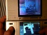 Call of Duty Modern Warfare DS gameplay