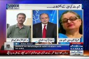 Nadeem Malik Disconnects Waseem Akhtar Call After He Used Harsh Words For Shahid Hayat Wife