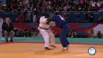 London 2012 Paralympic Games:  Judo athlete Dartanyon Crockett wins bronze